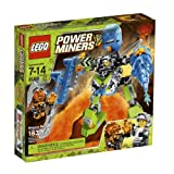 LEGO Power Miners Magma Mech (8189)