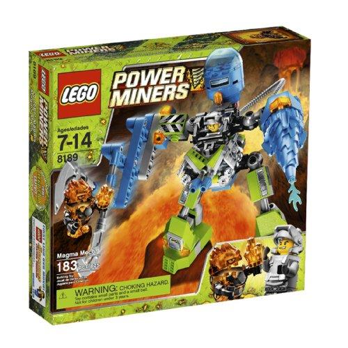 LEGO Power Miners Magma Mech