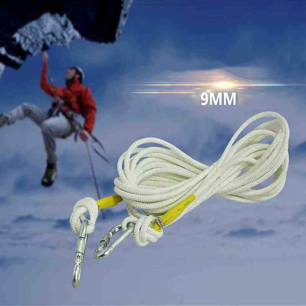 GLJJQMY Cuerda de Escalada Cuerda de Ascenso Cuerda de ...