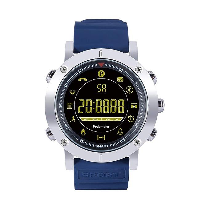 Reloj Inteligente para Hombre y Mujer Tensiómetro, MNRIUOCII ...