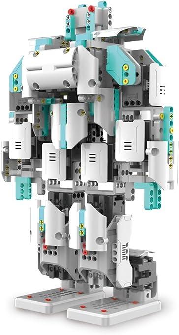 ubtech – Jimu Inventor – Robot motorizada educativo y conectable – 16 Servos motores – 675 piezas , color/modelo surtido: Amazon.es: Juguetes y juegos
