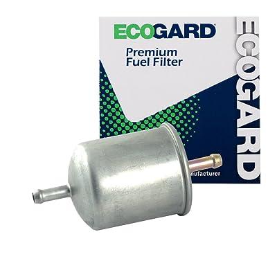 ECOGARD XF43178 Engine Fuel Filter - Premium Replacement Fits Nissan Frontier, Xterra, Pathfinder, Maxima, Sentra, Quest, 240SX, 200SX, 300ZX, 720, D21, Stanza, NX, Pulsar NX, Axxess/Infiniti I30: Automotive