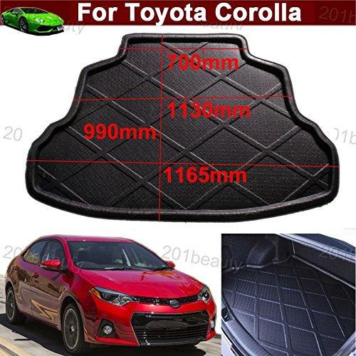 corolla cargo tray - 2