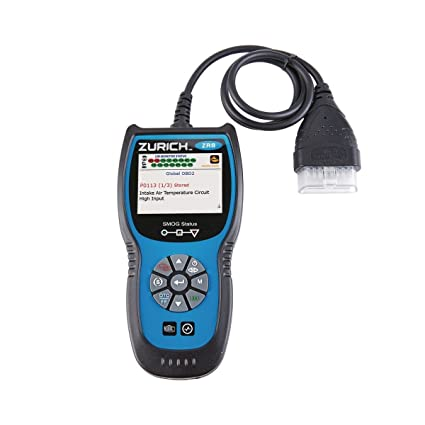 Amazon com: OBD2 Code Reader with Live Data for 1996 and Newer