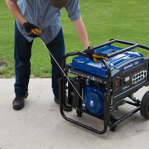 Powerhorse mobile Generator Generators