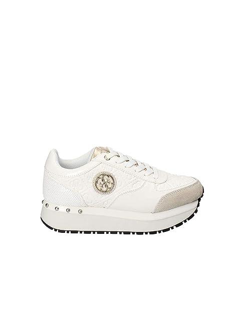 Guess Tiffany, Zapatillas de Gimnasia para Mujer: Amazon.es: Zapatos y complementos