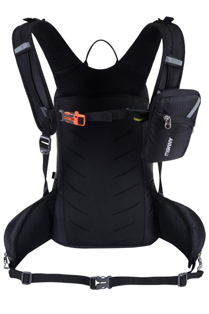 Amazon.com : VERTAST 20L Lightweight Cycling Backpack Hydration Pack Waterproof Hiking Climbing Rucksack with Rain Cover, Black : Sports & Outdoors