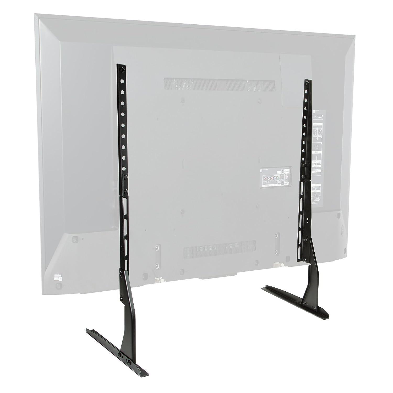 Amazon Com Mount Factory Modern Tabletop Tv Stand Universal Flat