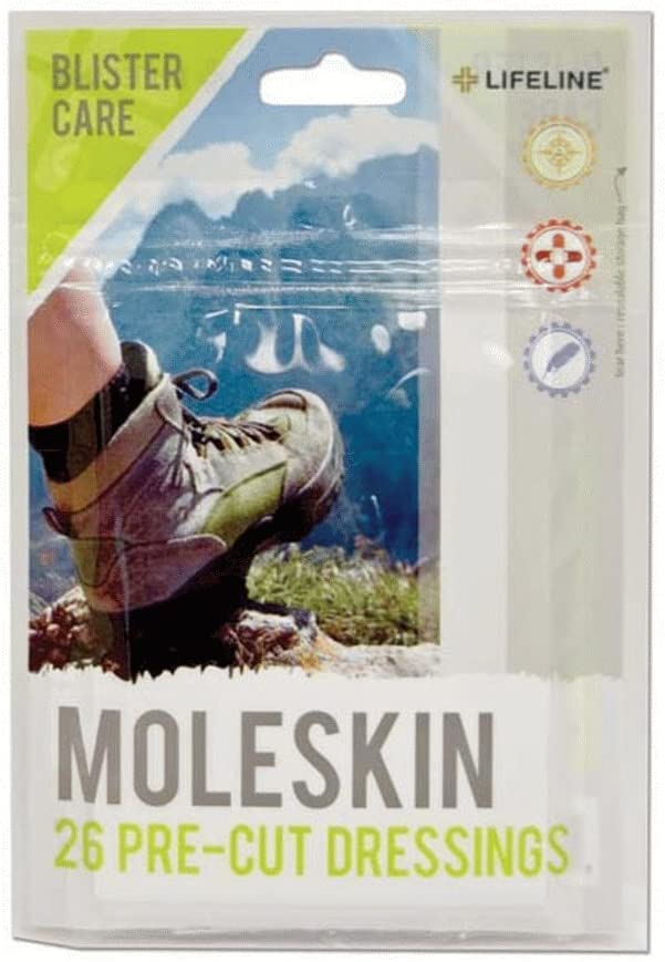 Lifeline 4255 Mole Skin