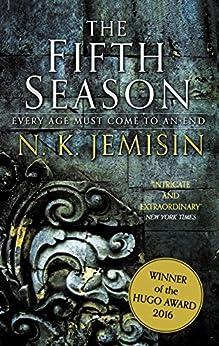 The Fifth Season (Broken Earth Trilogy) book cover
