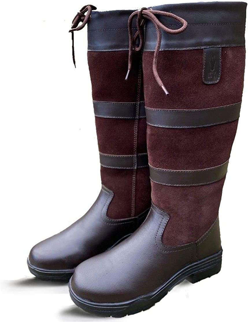 Lake Country Boots Brown 3/36 W: Amazon