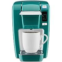 Keurig K15 Single Serve Compact K-Cup Pod Coffee Maker, Jade