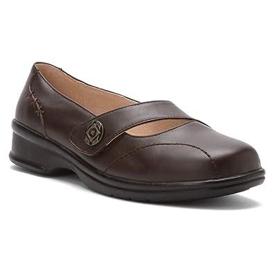 Propet Women's Andie Slide Sandal,Bronco Brown,7 2A US