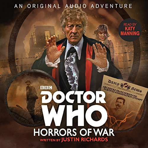 Doctor Who: Horrors of War: 3rd Doctor Audio Original by BBC Books