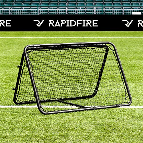 RapidFire RF150 Rebounder [Multi-Sport] - Double Sided Portable Rebound Net from RapidFire