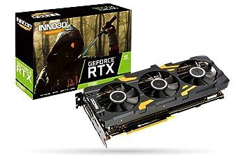 Inno3D GeForce RTX 2080 Gaming OC X3 - Tarjeta gráfica (8 GB ...