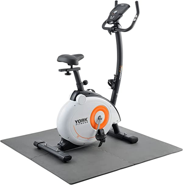 York Fitness Bodenmatten Floor Guard with Edge 4 Tiles 6700