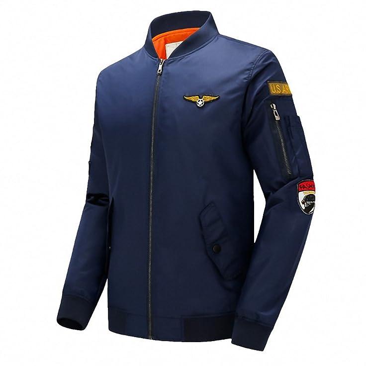 Amazon.com: Military Jacket Men Mens MA-1 Style Army Tactical Baseball Jacket Bomber Jackets And Coats For Men Male Militar Chaqueta: Clothing
