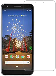 Google Pixel 3a Tempered Glass Screen Protector (5.6 Inches) - Clear