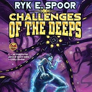 Challenges of the Deeps Audiobook