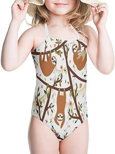 Summer Baby Kids Girl Kids Swimwear Bikini Swimsuit Bathing Suit Beachwear 1-3T