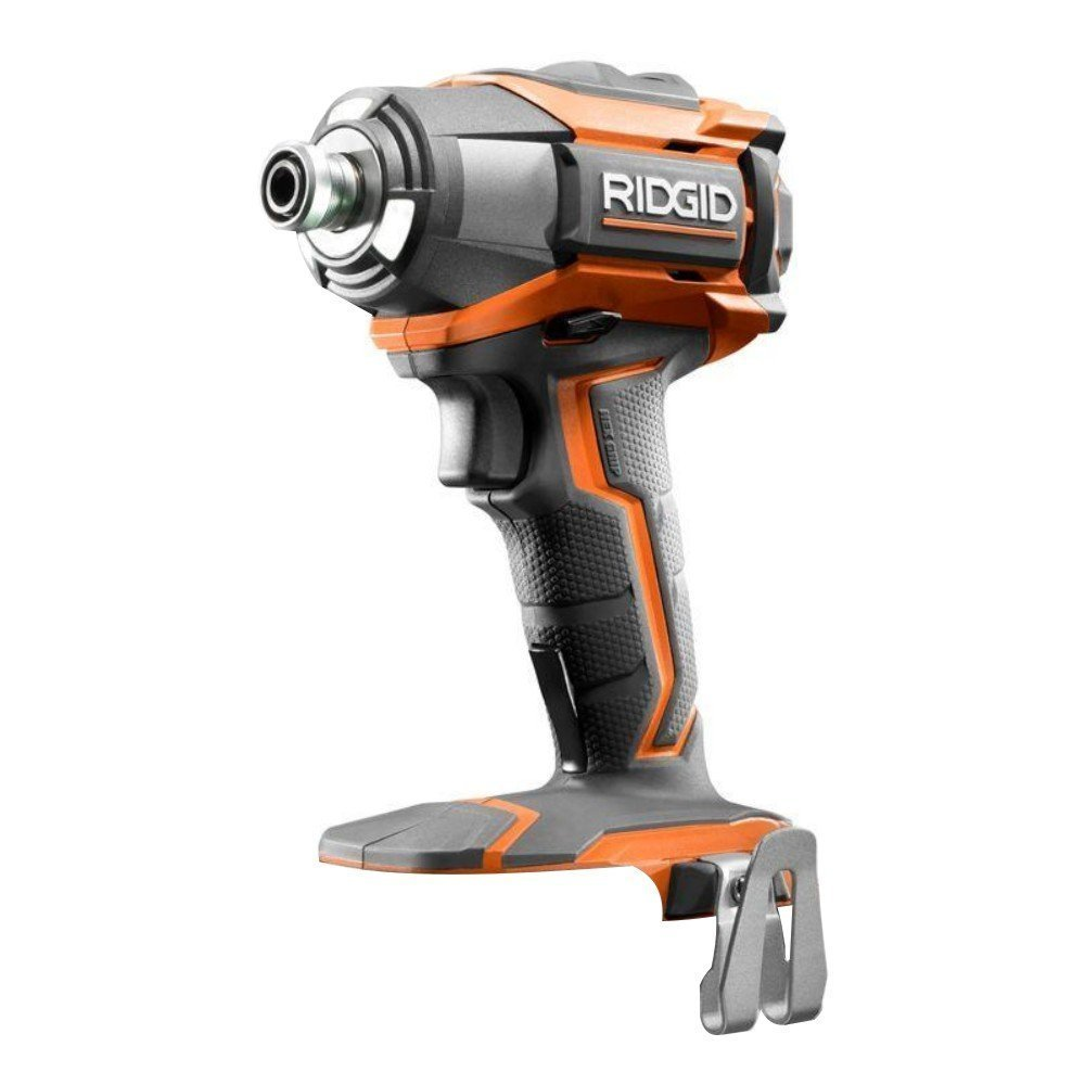 Ridgid R86037 18 Volt 18V GEN5X Brushless Motor 3 speed Impact Driver Drill (Certified Refurbished)