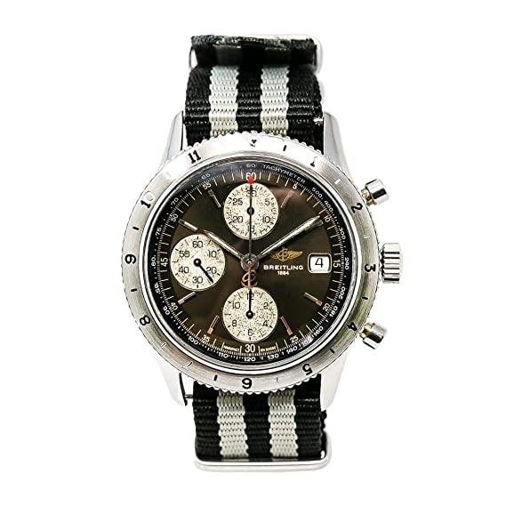 Breitling Navitimer Automatic Self Wind Male Watch A13023 Certified