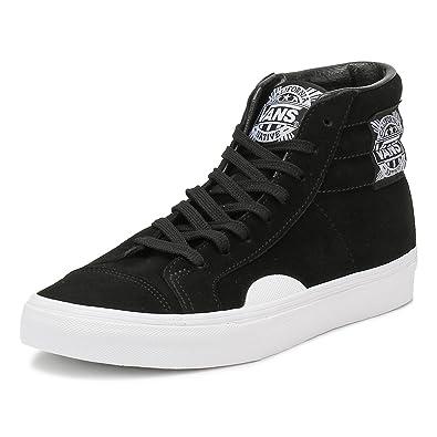 Vans Herren Schwarz Weiß Native Wildleder Style 238 Sneakers  Amazon ...