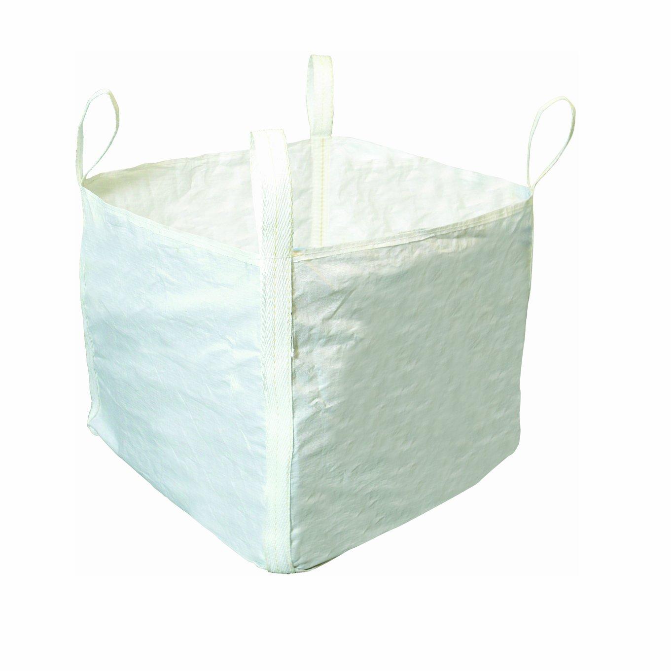 Silverline 675274 Multi-trip Bulk Bag, 1 Tonne, 900 x 900 x 900mm