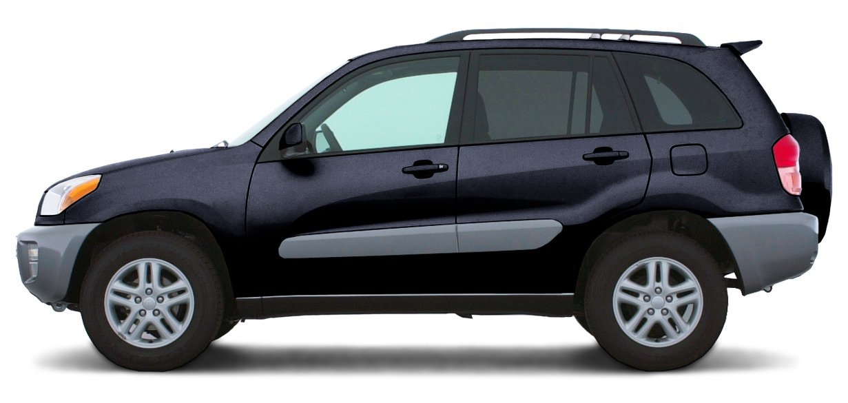 Charming 2003 Toyota RAV4, 4 Door Automatic Transmission (GS) ...