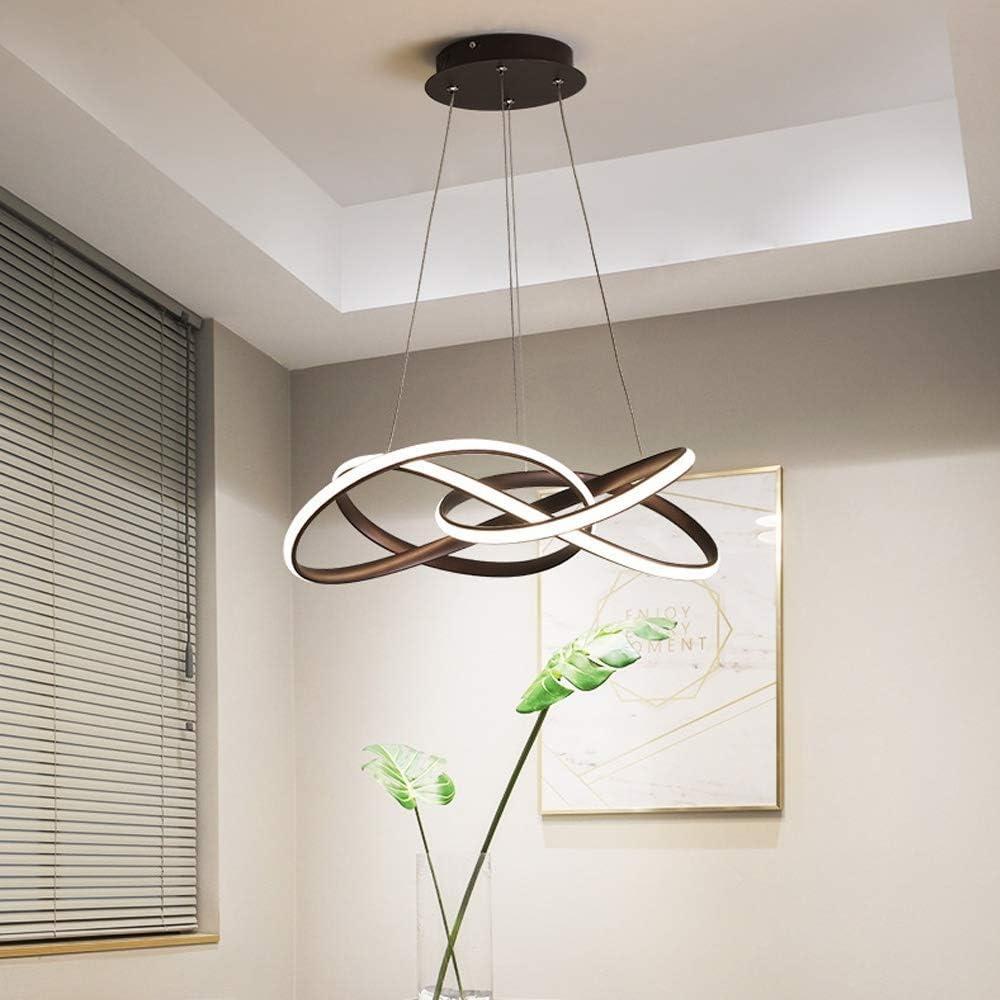 Moderna lámpara de techo colgante para comedor, lámpara de 74 W ...