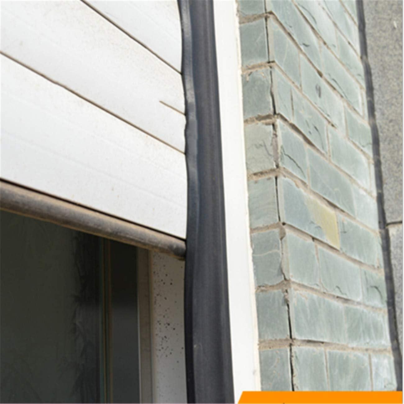 Junta De Puerta De Garaje Grande De 6 M, Parachoques Inferior De Puerta, Tira De Sello Lateral De Puerta De Garaje Espesor 5 Mm: Amazon.es: Bricolaje y herramientas