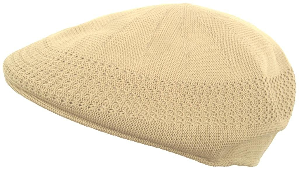 Cappello Jaguar Cap Knit Poly Molded Ventair Ivy Flat Tropic Hat