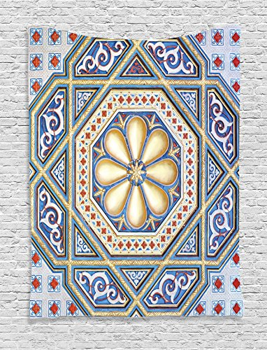 Moroccan Decor Collection, An Image of a Beautiful Moorish