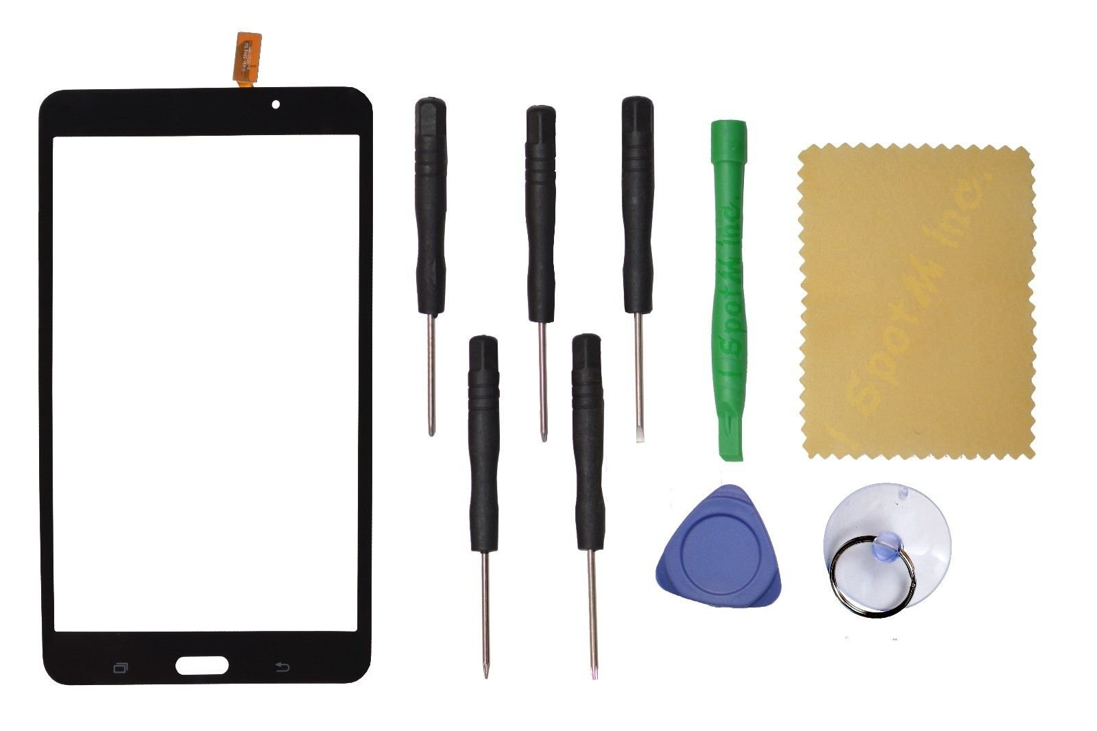 Black Touch Screen Digitizer Replacement for Samsung Galaxy TAB 4 7.0'' SM-T230NU+Tools