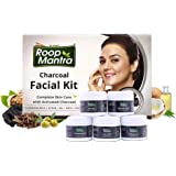 Roop Mantra Charcoal Facial Kit 75gm