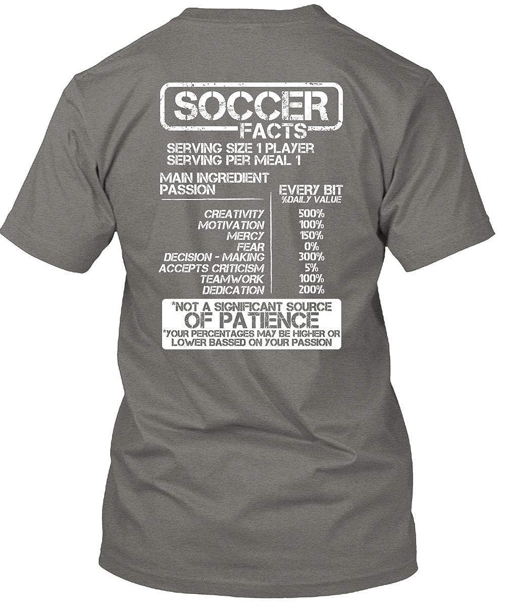 Amazon.com: Camiseta de fútbol para jugador de tamaño 1, con ...
