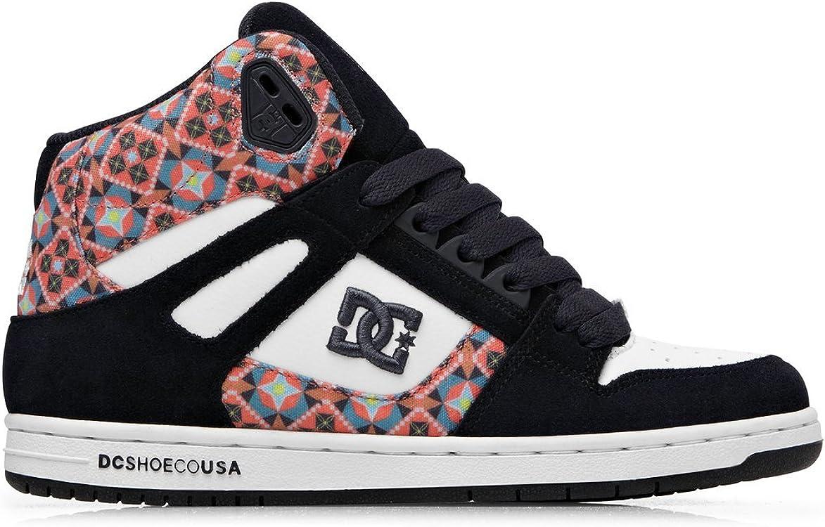 DC Women's Rebound High SE Sneaker