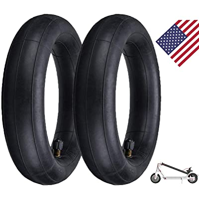 Fish Eating Cat FEC Electric Scooter Tire 8 1/2 inch Thicken Inner Tube Inflated Spare Tire Replace Tube for Xiaomi M365 Electric Scooter(Pair) : Sports & Outdoors