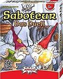 """Amigo Spiel + Freizeit AMIGO 05943 - """"Saboteur - Das Duell Kartenspiel"""