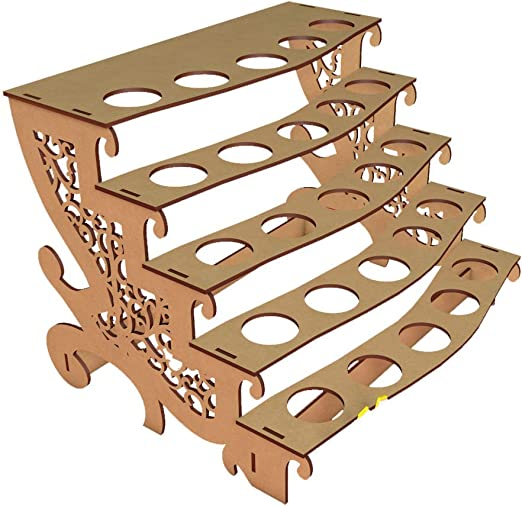 Kit para hacer porta conos de madera DM para candy bar mesa dulce ...