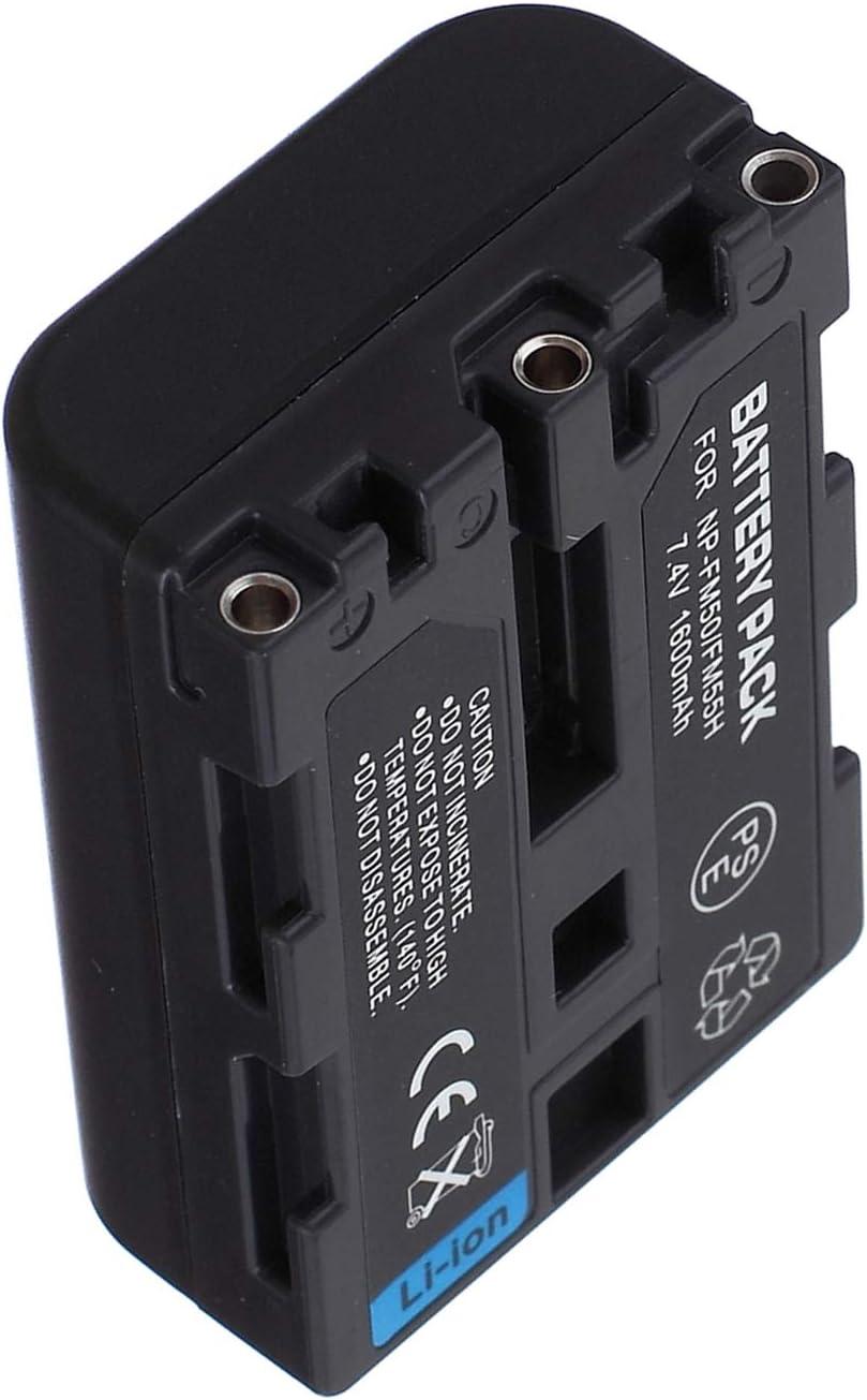DCR-TRV239 DCR-TRV235 DCR-TRV230E DCR-TRV239E Handycam Camcorder DCR-TRV235E Battery Pack for Sony DCR-TRV230