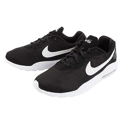 detailed look 2e81e 8b71d Nike Women s Air Max Oketo Running Shoe Black White Size 6.5 ...