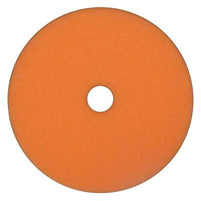 Wizards Buffing Pads (21 DA Orange Cut/Polish Pad): Automotive
