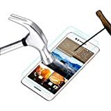 Acm Tempered Glass Screenguard For Htc Desire 728 Mobile Screen Guard Scratch Protector