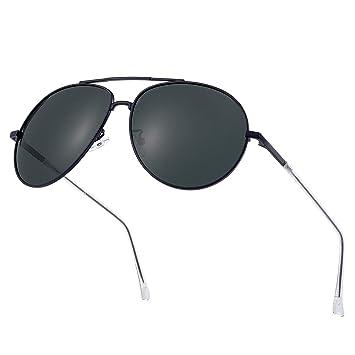 I Kua Fly Gafas de Sol Hombre Polarizadas al Aire Libre para Esquiar Golf Correr Ciclismo