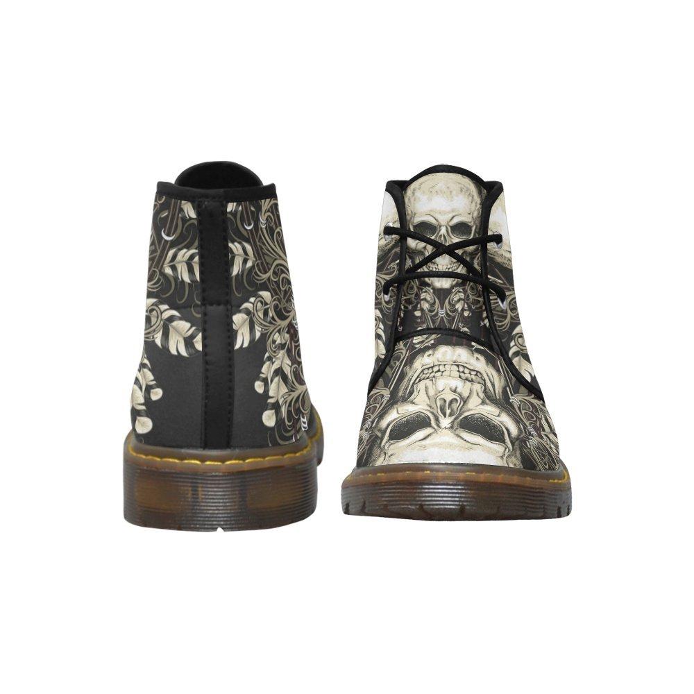 Artsadd Unique Debora Custom Women's Nubuck Booties Chukka Boots Ankle Short Booties Nubuck B0795KTQHH 7.5 B(M) US|Multicolored5 a865f5