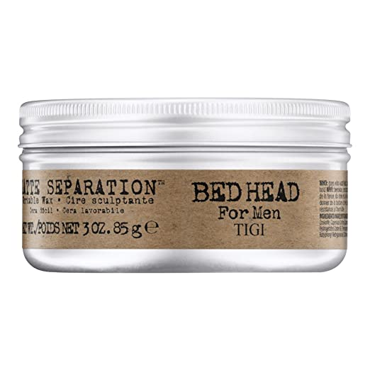 TIGI Bed Head B Wax Review