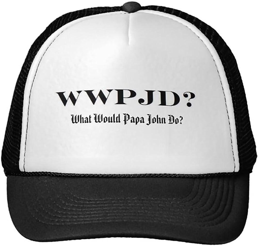 Trucker Hat Black Smity 106 Wwpjd The Hat