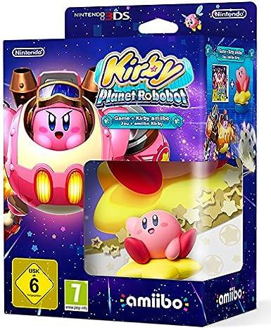 Kirby: Planet Robobot + Amiibo Kirby [Importación Italiana ...